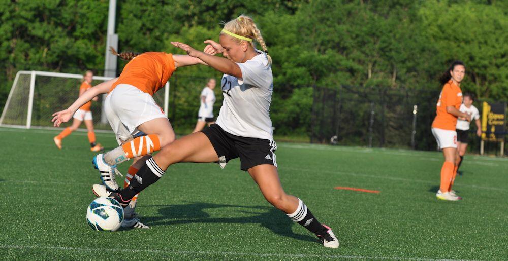Lancaster Inferno Women Soccer WPSL Beats Buxmont Torch
