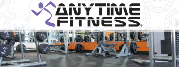 Anytime Fitness Becomes Inferno's Home Gym