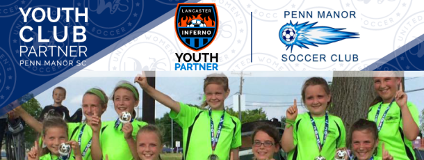 Inferno Partners with Penn Manor SC
