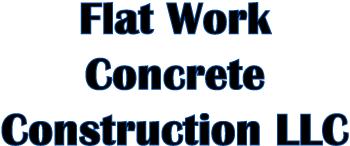 FLatwork Concrete Construction Grove PA