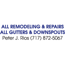 all remodeling repair gutters downspouts lancaster inferno sponsor