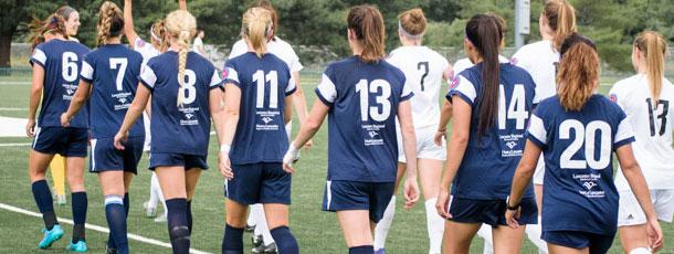Lancaster Inferno Long Island Rough Riders Best Women Pro-Am Semi-Pro Soccer UWS League PA