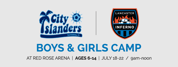 Inferno & City Islander's Host Youth Camp