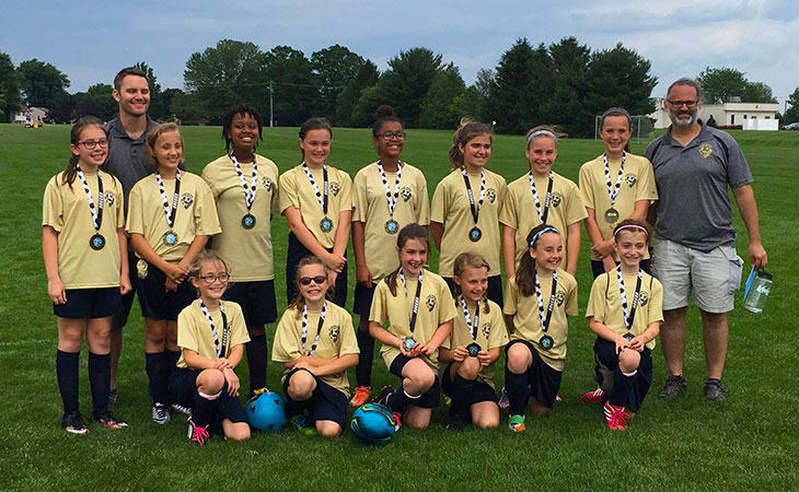 Penn Manor Soccer Club Pennsylvania Lancaster Inferno Youth Club Partner PMSC