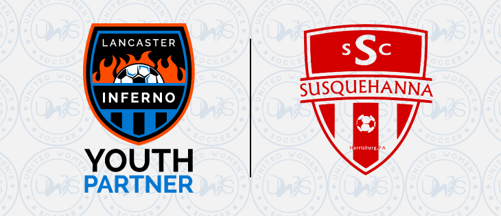 Susquehanna Soccer Club Pennsylvania Lancaster Inferno Youth Club Partner