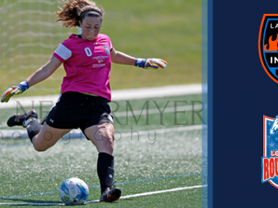 Lancaster Inferno vs LI Rough Riders Women's Soccer Game Recap Pennsylvania UWS Kirk Neidermyer