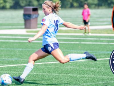 Lancaster Inferno Women's Soccer UWS Haley Crawford JMU
