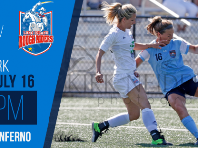 Lancaster Inferno vs LI Long Island Rough Riders Women's Soccer UWS