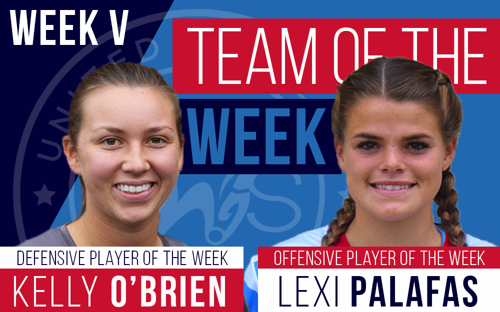 united women's soccer uws team of the week lancaster inferno rush soccer women's soccer pennsylvania kelly o'brien