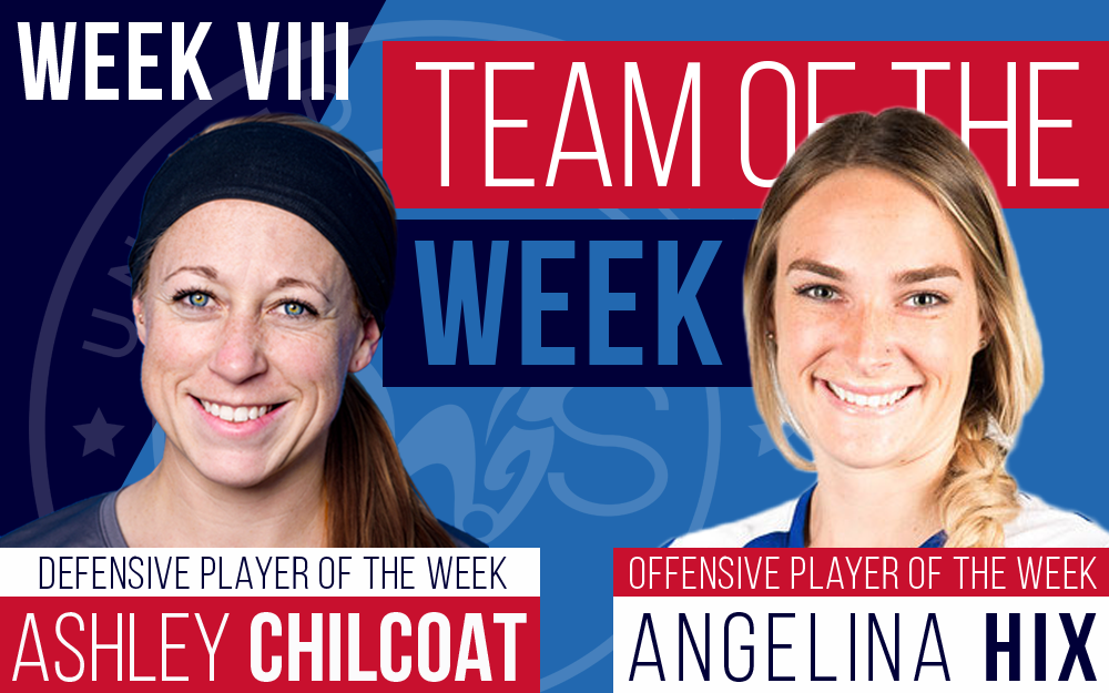 united women's soccer uws team of the week lancaster inferno rush soccer women's soccer pennsylvania ashley chilcoat