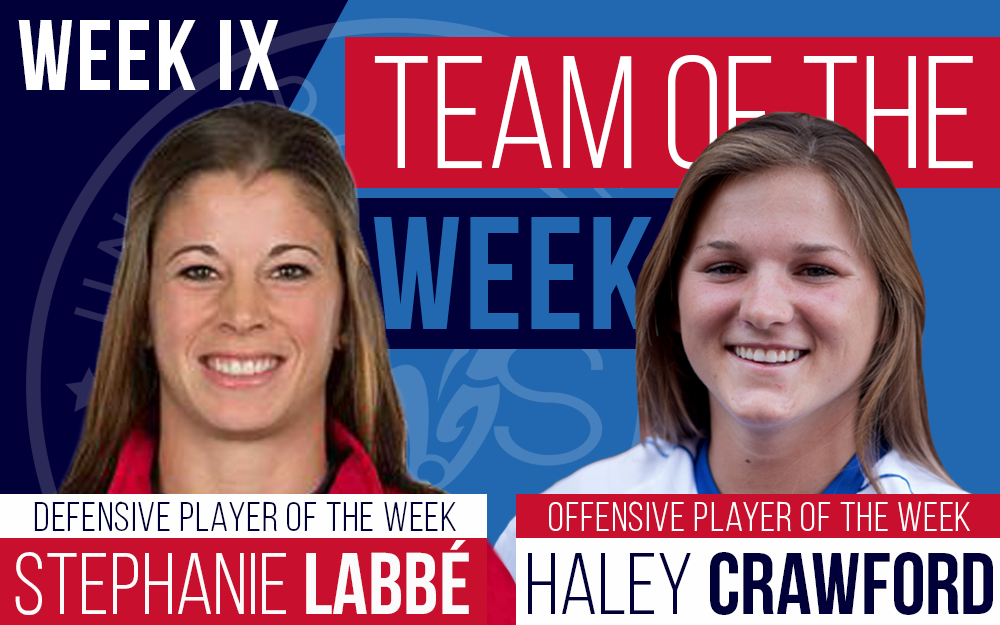 united women's soccer uws team of the week lancaster inferno rush soccer women's soccer pennsylvania haley crawford